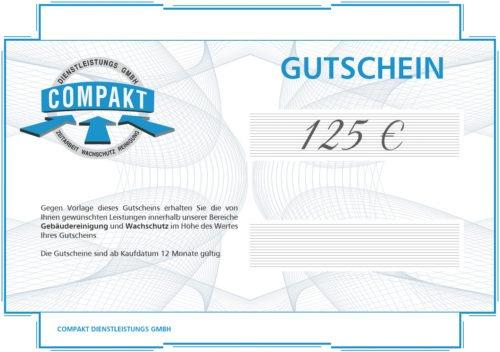 Gutschein 125€